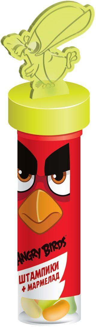 Мармелад Конфитрейд Angry Birds Movie и штампики