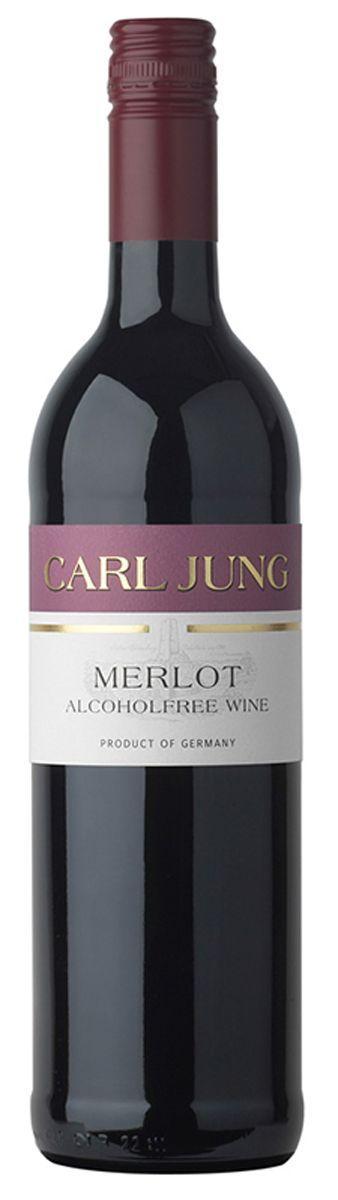 Вино Garl Jung Мерло безалкогольное