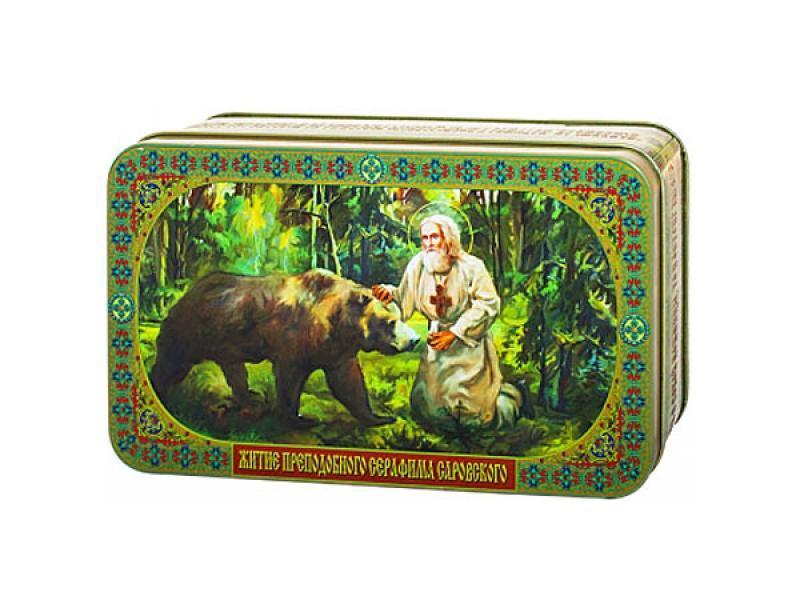 Чай Дольче Вита Серафим Саровский и медведь черный