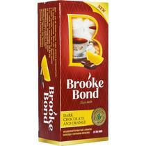 Чай Brooke Bond Темный шоколад и апельсин черный