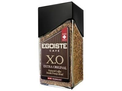 Кофе Egoiste XO растворимый 100г