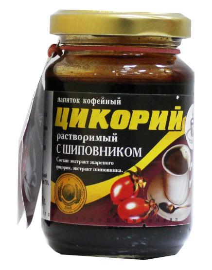 Цикорий Русский цикорий Растворимый с шиповником
