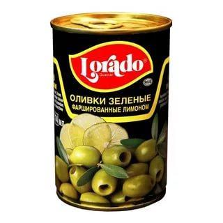 Оливки Lorado с лимоном