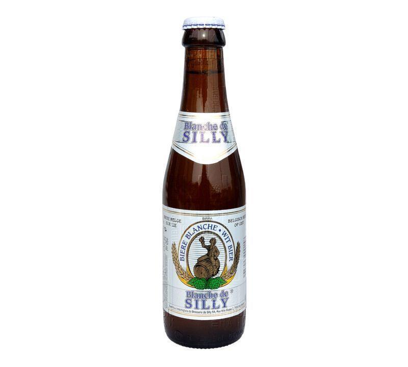 Пиво Blanche De Silly