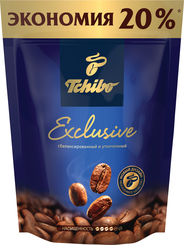 Кофе Tchibo Exclusive натуральный