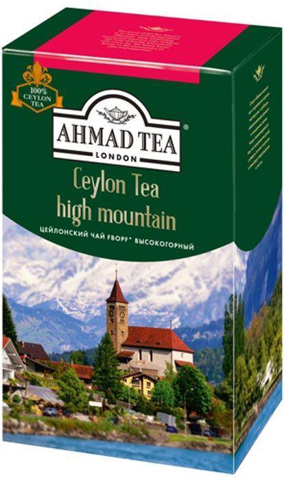 Чай Ahmad Tea F.B.O.P.F. цейлонский черный