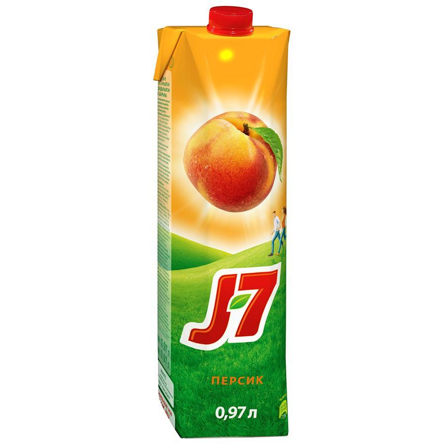 Нектар J-7 Персик