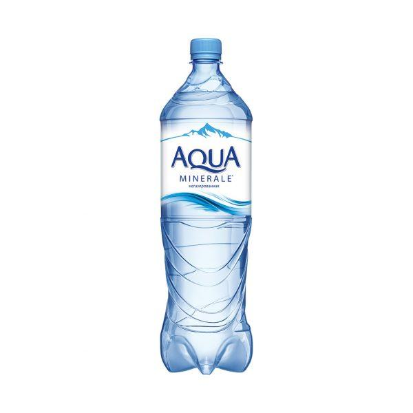 Вода Aqua Minerale негазированная питьевая