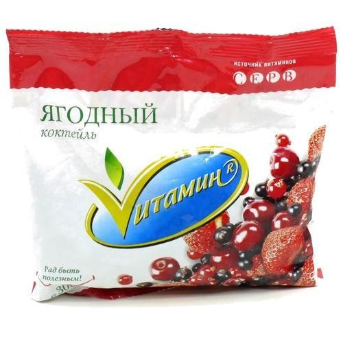 Полуфабрикат Vитамин Ягодный коктейль