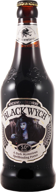 Пиво Wychwood Black Wych темное 5%