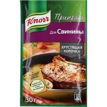 Приправа для жарки Knorr Для свинины в хрустящей корочке, 30 гр.