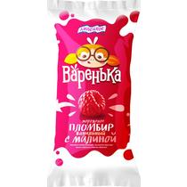 Мороженое пломбир Варенька малина 70 г
