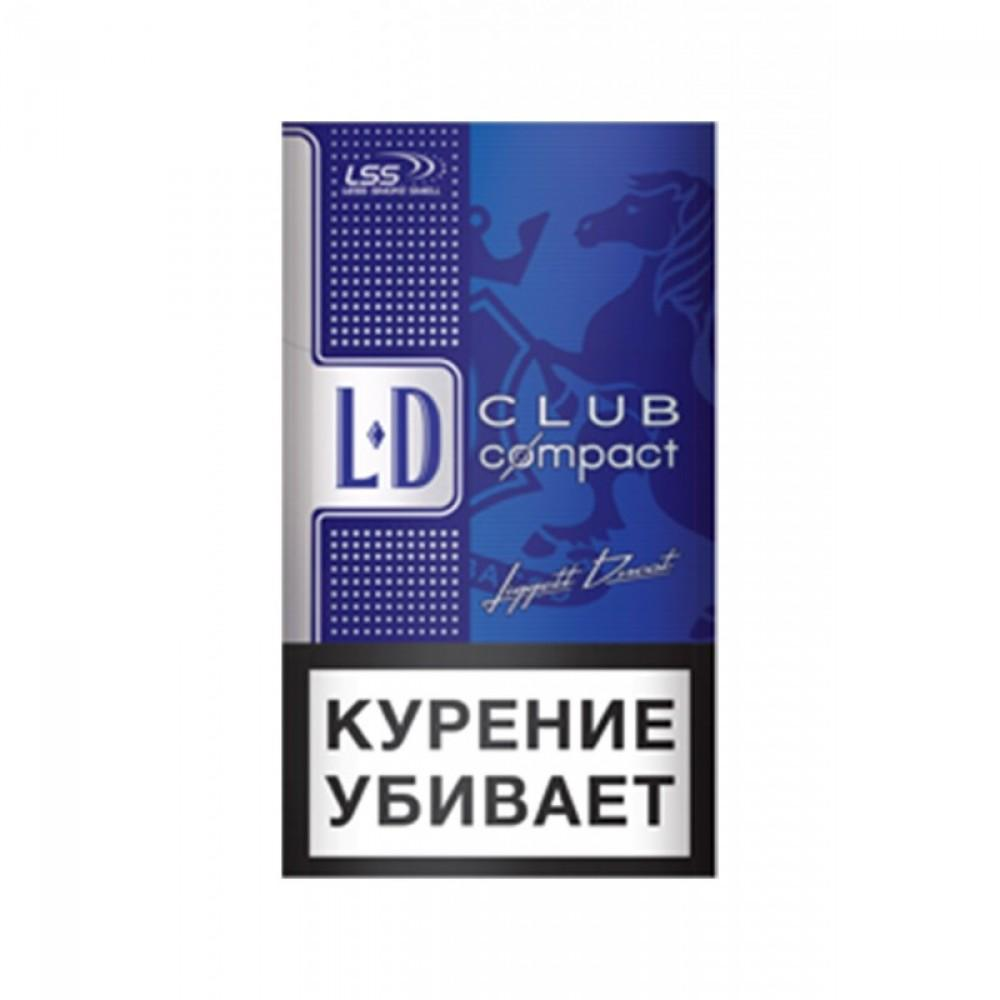 Сигареты с фильтром LD Autograph Blue МРЦ 102