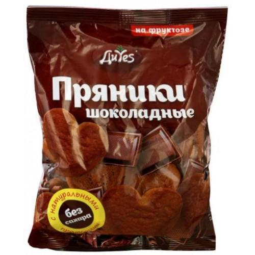 Пряники ДиYes заварные шоколадные на фруктозе