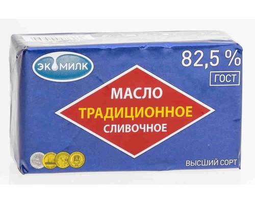 Масло Экомилк сливочное