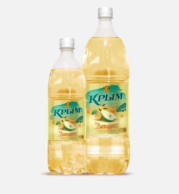 Газированный напиток Крым Дюшес