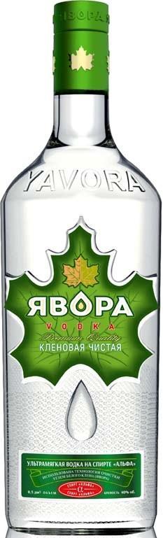 Водка Явора клеоновая 40%