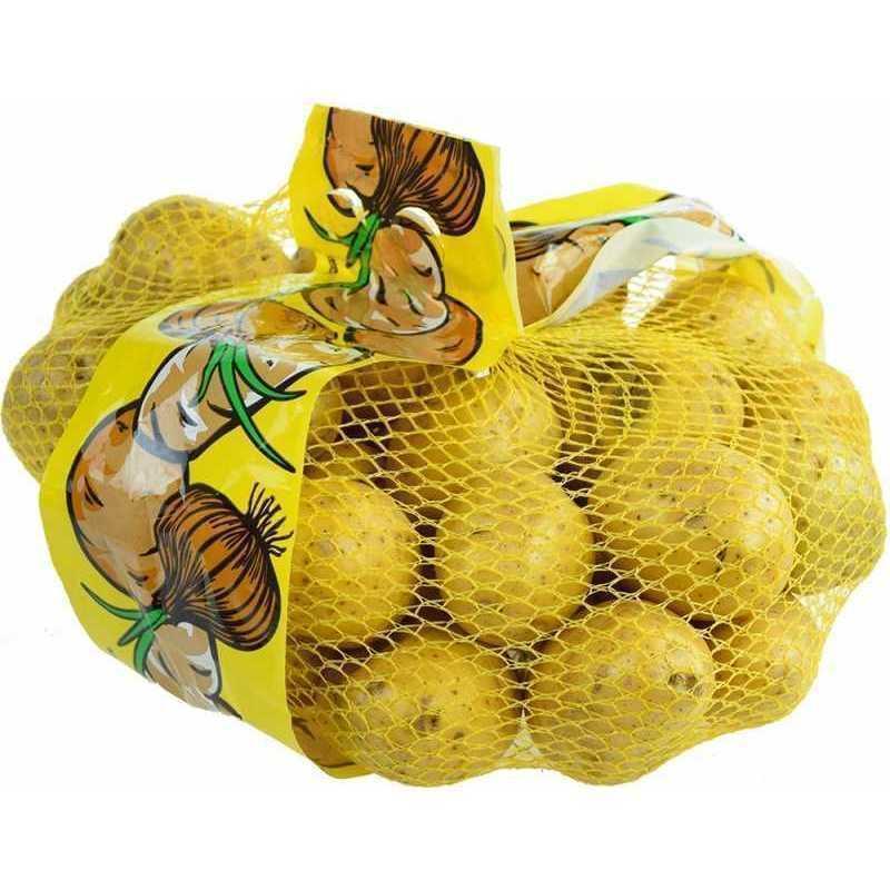 Картофель мытый, Россия
