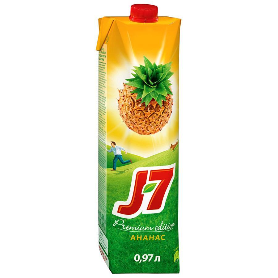 Нектар J-7 Ананас