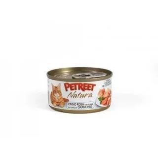 Корм влажный для взрослых кошек с тунцом и лососем в соусе Sheba 85 гр. Дой-пак