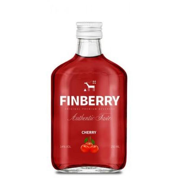 Напиток винный Finberry Cherry особый сладкий