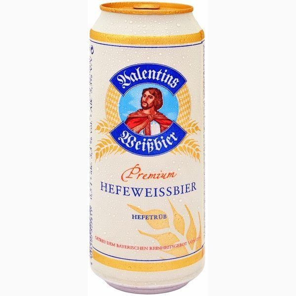 Пиво Valentins Premium Hefe Weissbie
