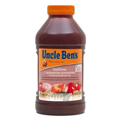 Соус Uncle Ben's с ароматом копчения