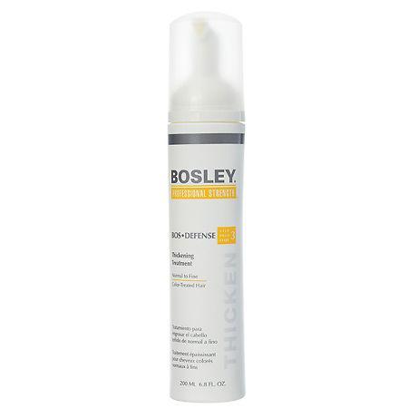 Уход Bosley увеличивающий густоту нормальных тонких окрашенных волос
