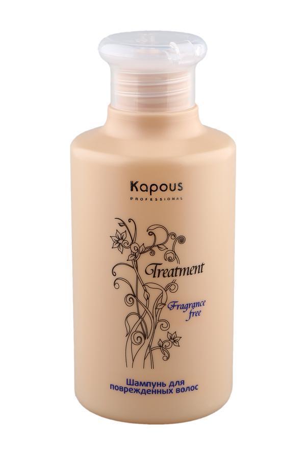 Шампунь Kapous Professional Treatment для жирных волос