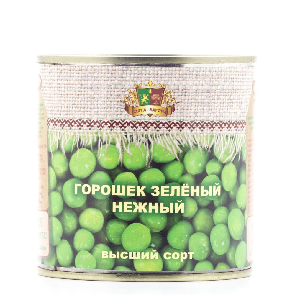 Горошек Сыта-Загора Зеленый Высший сорт