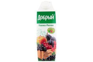 Нектар Добрый Уголи России Фруктово-ягодный микс