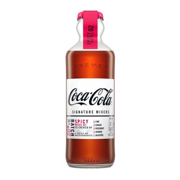 Газированный напиток Coca-Cola Signature Spicy