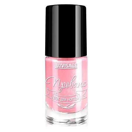 Лак для ногтей LuxVisage Прованс, тон 159 розовый бутон