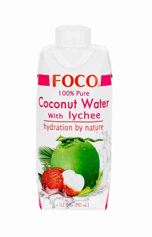 Кода Foco Кокосовая с соком личи