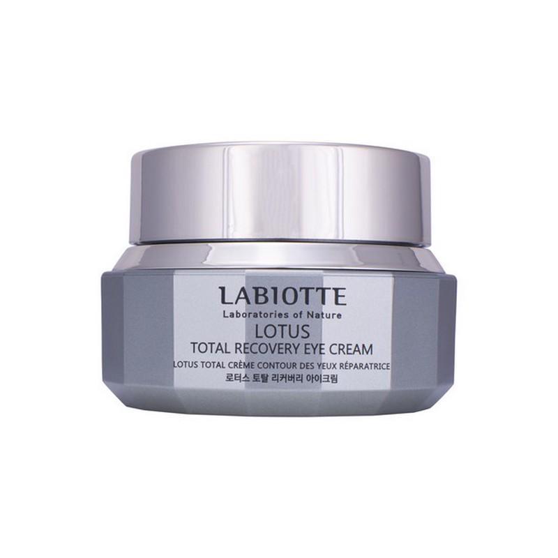Крем для глаз LABIOTTE восстанавливающий Lotus Total Recovery
