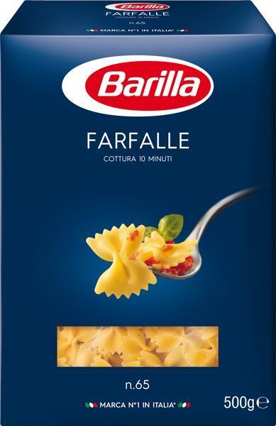 Макаронные изделия Barilla Farfalle n.65