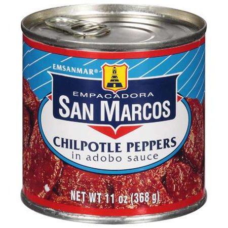 Перец Empacadora San Marcos Chipotle Peppers в соусе адобо