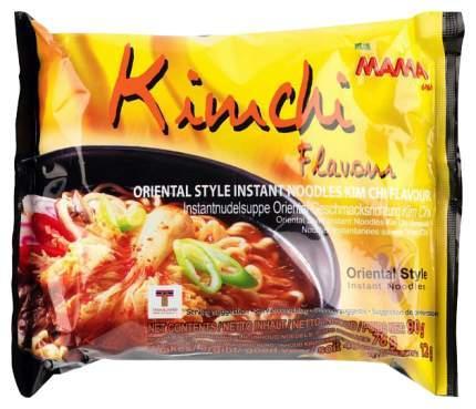 Лапша тайская быстрого приготовления Mama со вкусом Ким Чи