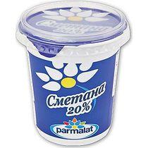 Сметана Parmalat 20 % 400 г