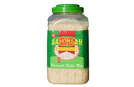 Рис Sahensah Басмати