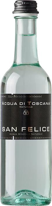 Минеральная вода Сан Феличе / San Felice still, Италия