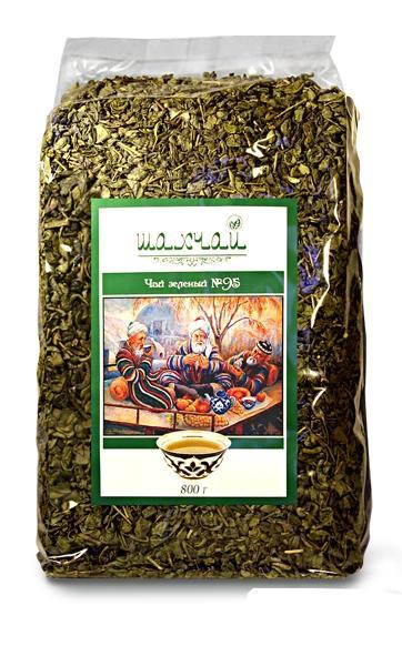 Чай Шахчай зеленый № 95