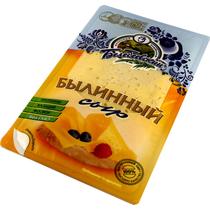 Сыр Белебеевский Былинный полутвердый нарезка 50% 180 г