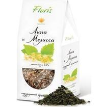 Чай Floris Липа и мелисса