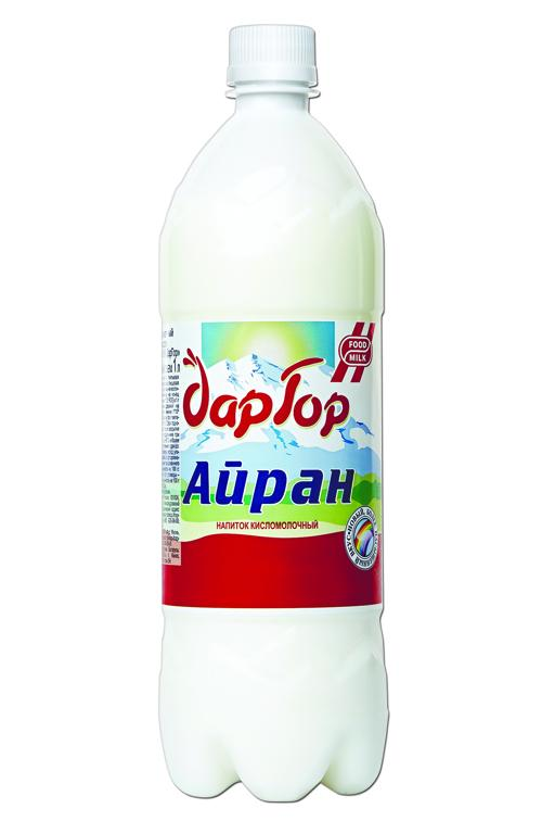 Айран Дар Гор негазированный 1,8%