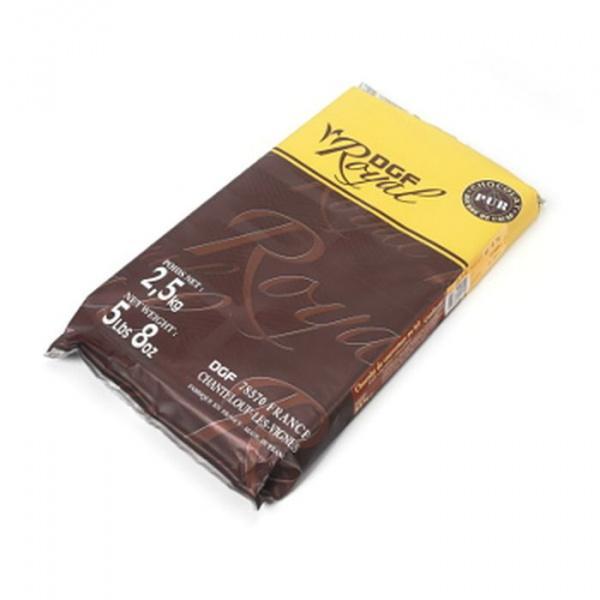 Шоколад DGF Royal молочный 35%