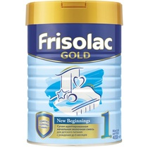 Смесь молочная Friso Frisolac Gold 1 с рождения