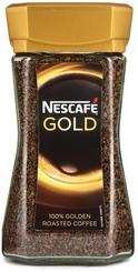 Кофе Nescafe Gold натуральный 47,5 гр. (Стекло)