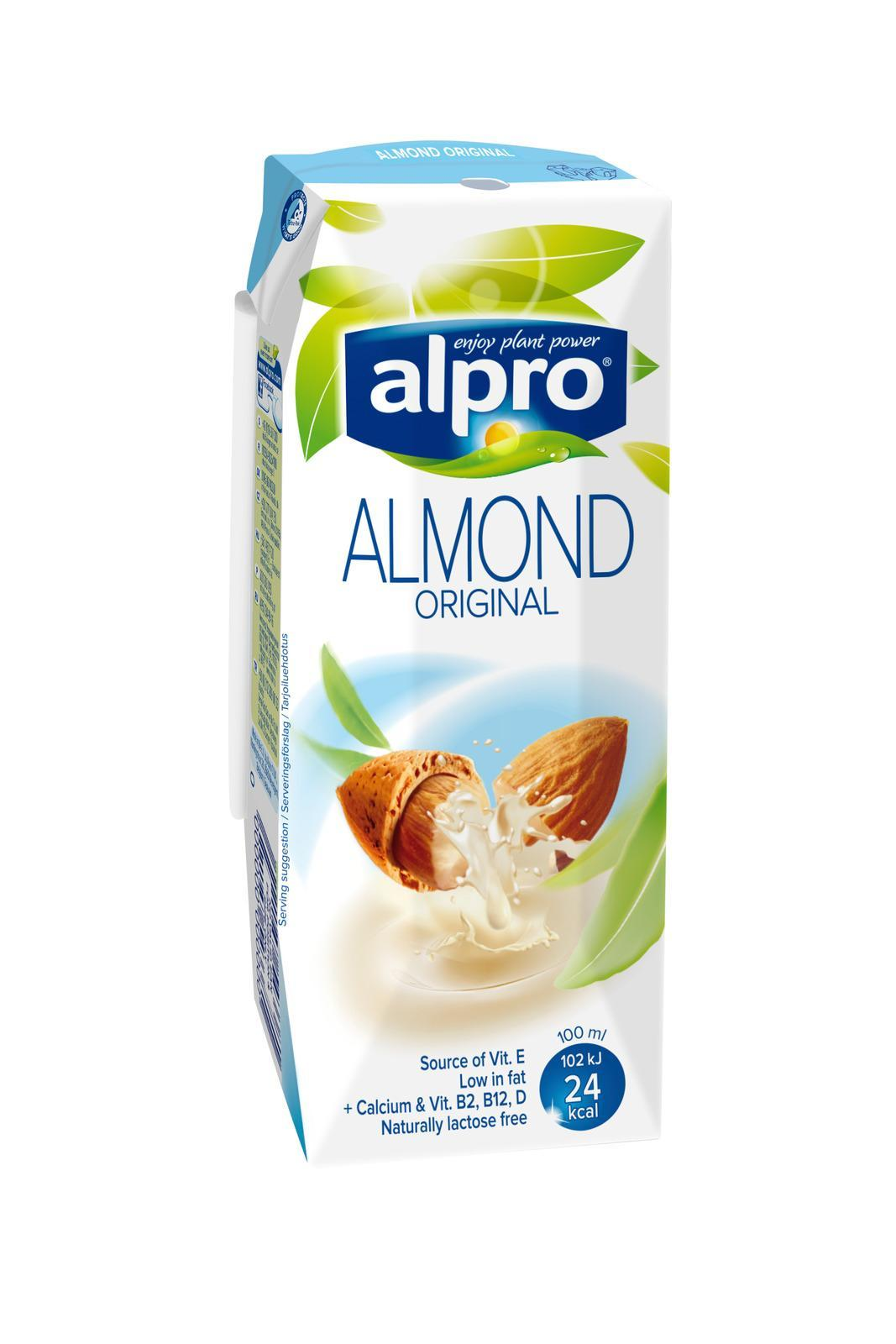 Напиток Alpro миндальный 1,1%