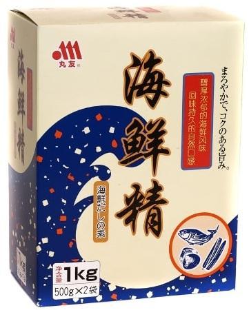 Рыбный бульон Хондаши (1кг/уп)